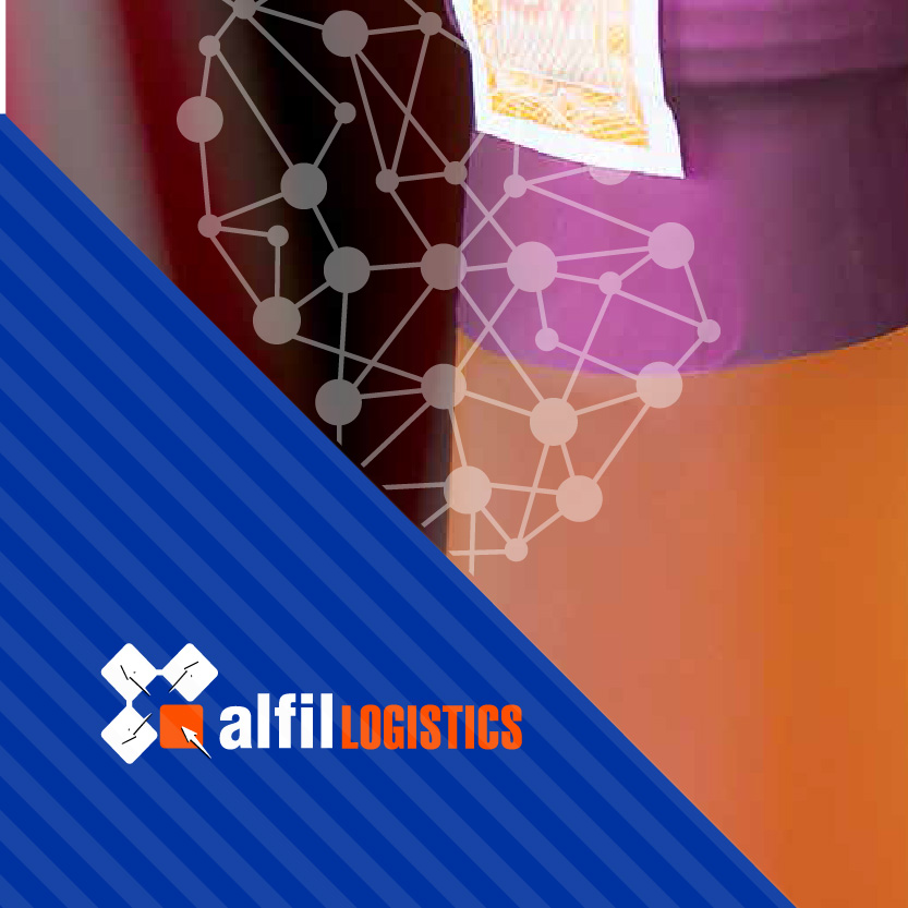 Alfil Logistics :: Fulletó corporatiu