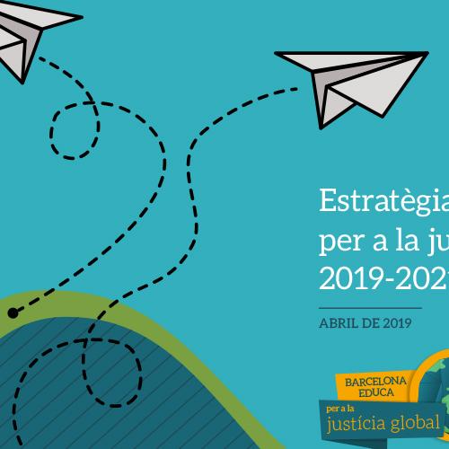 Educació per la Justícia Global :: Estrategia 2019-2021 (PDF interactivo)